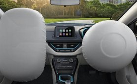 2021 Tata Nexon EV airbags