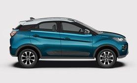 2021 Tata Nexon EVn side profile