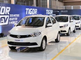 Tata Tigor EV Review: A more environmentally-friendly version of Tata Tigor