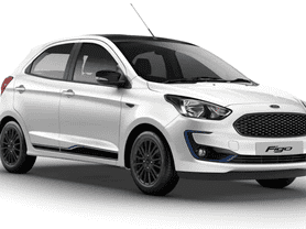 2019 Ford Figo launched in India | Prices Start at INR 5.15 lakh