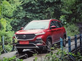 MG Hector - Test Drive Review