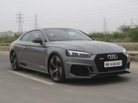 2018 Audi RS5 Coupe – First Drive Review