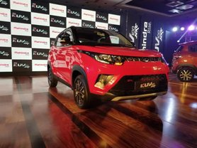 Mahindra KUV100 NXT In-Depth Review: More Than Just A Crossover Hatchback
