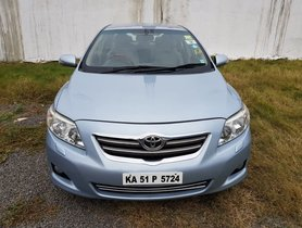 Used Toyota Corolla Altis 1.8 VL CVT for sale at best deal