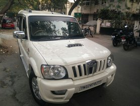 Used Mahindra Scorpio MT 2009-2014 car at low price