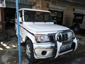 2012 Mahindra Bolero ZLX BSIII MT for sale