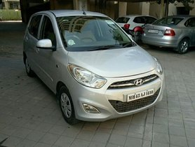 Well-kept Hyundai i10 Sportz AT 2011 for sale