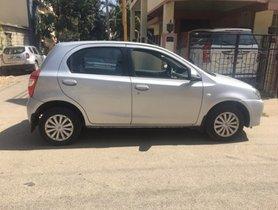 2013 Toyota Platinum Etios G for sale