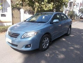 Toyota Corolla Altis 1.8 G CVT 2009 For Sale
