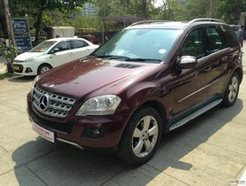 2009 Mercedes Benz M Class ML 320 CDI for sale