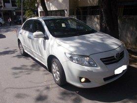 Toyota Corolla Altis 1.8 GL 2009 For Sale
