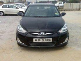 Used Hyundai Verna 1.6 CRDi EX MT 2012 at good price