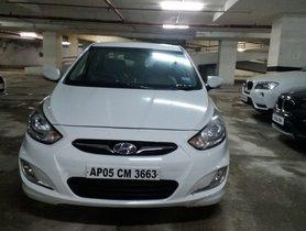 Good condition Hyundai Verna 1.6 CRDI 2013 by owner