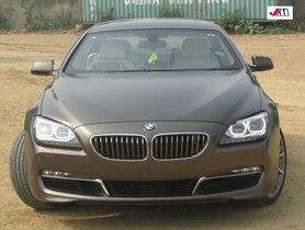 Well-kept 2014 BMW 6 Series for sale