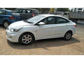 2011 Hyundai Fluidic Verna 1.6 CRDI for sale