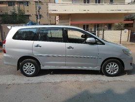 2013 Toyota Innova 2.5 VX 7 STR For Sale