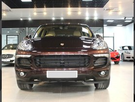 Used 2015  Porsche Cayenne car at low price
