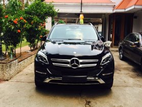 Good as new 2016 Mercedes Benz GLE for sale at low price