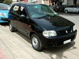 Good as new 2010 Maruti Suzuki Alto for sale at low price