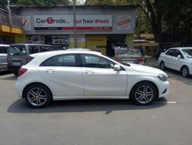 Used Mercedes Benz A Class 2013 for sale in Thane