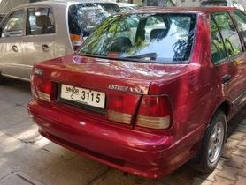 2001 Maruti Suzuki Esteem for sale at low price