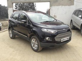 Well-kept 2014 Ford EcoSport for sale