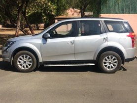 Well-kept Mahindra XUV500 W8 2WD 2017 at low price