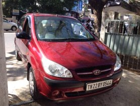 Used 2008 Hyundai Getz for sale in Chennai
