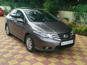 Good Honda City 2012 for sale in Pune