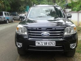 Ford Endeavour 4X4 AT AllTerrain Edition 2011 for sale