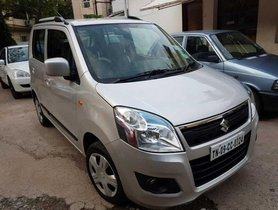 Maruti Suzuki Wagon R 2015 for sale in Chennai