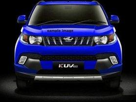 Mahindra KUV 100 mFALCON D75 K6 2016 for sale