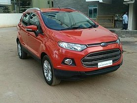 Good as new Ford EcoSport 1.5 DV5 MT Titanium Optional 2014 for sale