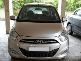 Well-kept 2011 Hyundai i10 for sale in Pune