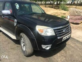 Used 2010 Ford Endeavour car at low price