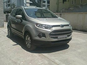 Well-kept 2013 Ford EcoSport for sale