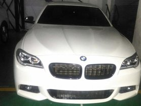 2014 BMW 5 Series for sale at low price in Chennai