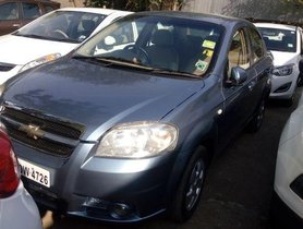 Used 2009 Chevrolet Aveo car at low price in Pune