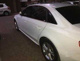 Used Audi A4 New  2.0 TDI Multitronic 2013 in Mumbai