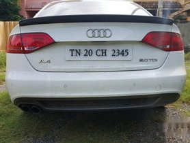 Good condition 2012 Audi A4 for sale at low price