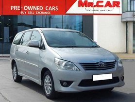 Used 2013 Toyota Innova for sale at low price