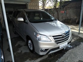 Toyota Innova 2.5 Z Diesel 7 Seater 2013 in good condition for sale