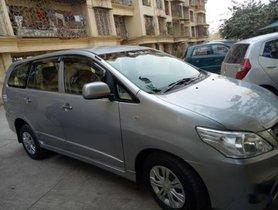Well-kept 2015 Toyota Innova for sale