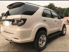 Used Toyota Fortuner 4x4 MT 2012 in Noida
