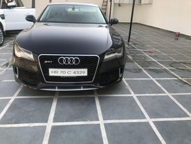 Used Audi A7 car at low price in New Delhi