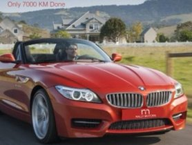 Used BMW Z4 2012 for sale