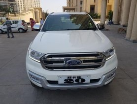 Well-kept Ford Endeavour 2016 in Thane