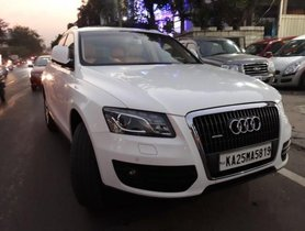 Used Audi Q5 2.0 TDI 2011 by owner