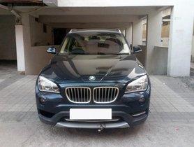 BMW X1 sDrive 20d xLine 2013