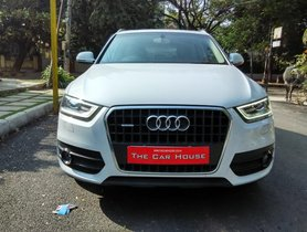 2013 Audi Q3 for sale at low price